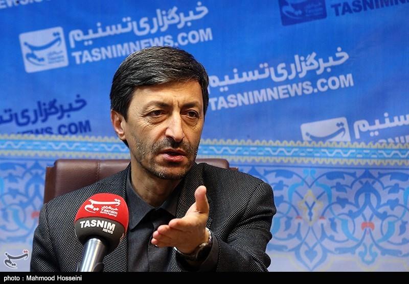 پرویز فتاح رئیس کمیته امداد در خبرگزاری تسنیم