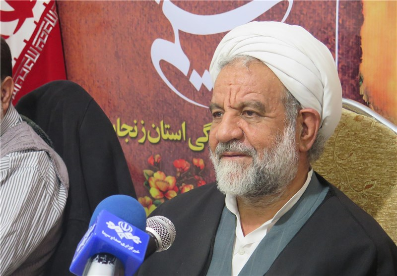 دبیر جامعه روحانیت زنجان درگذشت آیتالله هاشمی رفسنجانی را تسلیت گفت