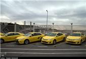 ورود 50 تاکسی هیبریدی به تاکسیرانی تهران