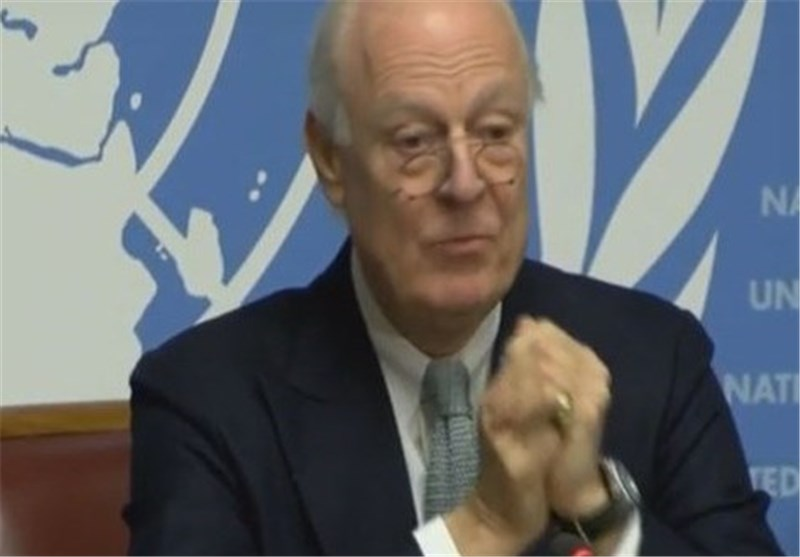 Cairo Platform: UN Envoy Proposing to Hold Intra-Syrian Talks Round in Mid-June