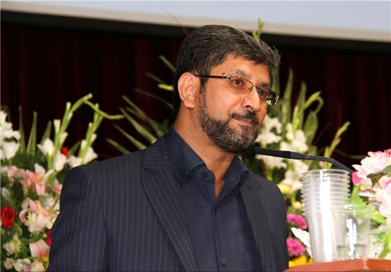 داوود شهرکی رئیس سازمان صنعت معدن وتجارت خراسان جنوبی