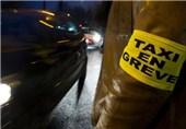 اعتصاب رانندگان تاکسی پاریس وارد دومین روز شد