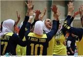 پیروزی تیم ملی والیبال بانوان در دیدار دوستانه مقابل اتریش