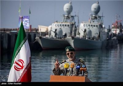 İran Denizkuvvetleri Komutanı, Amiral Seyyari