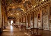 تفاوت ورود گردشگران به موزه لوور