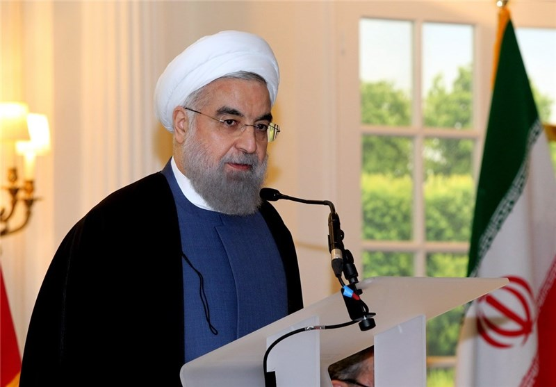 JCPOA Has Helped Iran Counter Global Iranophobia, President Rouhani Says