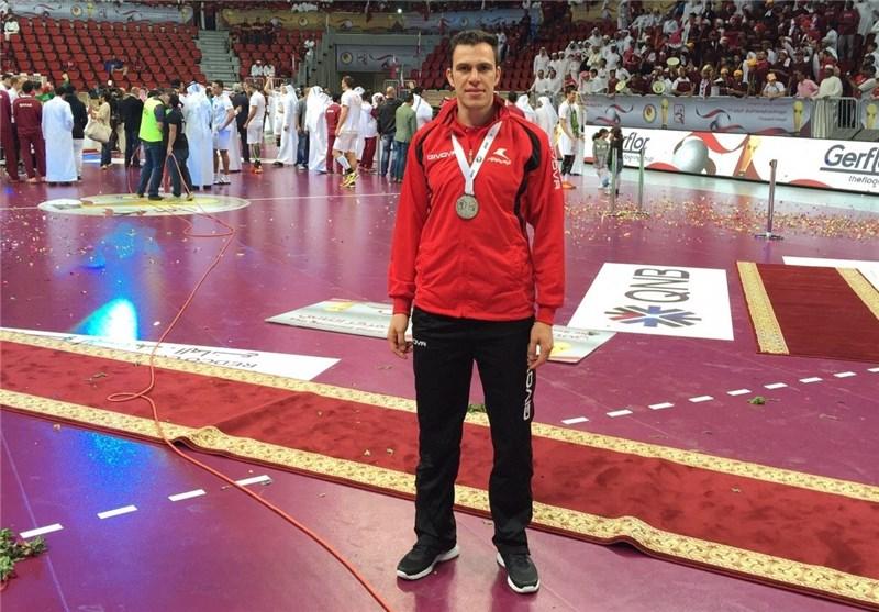 Iran's Babasafari Joins Handball Club Buzău