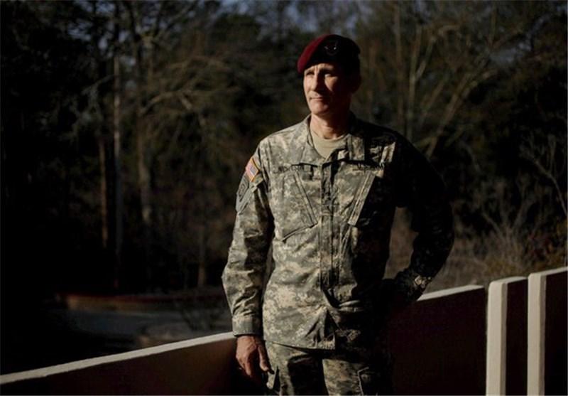 ژنرال جان نیکولسون فرمانده نیروهای آمریکایی در افغانستان