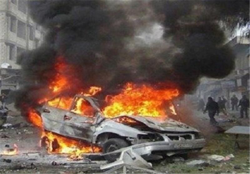انفجار مقابل کاخ ریاست جمهوری در عدن