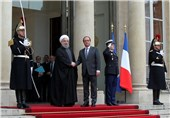 Iran, France Draw Roadmap for Comprehensive Mutual Cooperation
