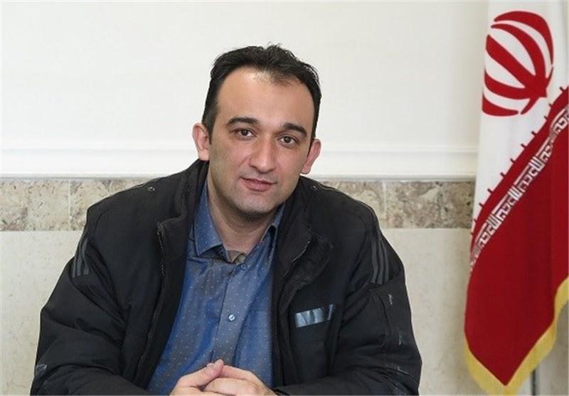 آرش قوسی شهردار اسکو
