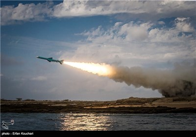 Iran's Navy Test-Fires 'Noor' Anti-Ship Cruise Missile