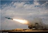 شلیک موشک کروز نور توسط یگان ساحلی نداجا از سواحل مکران
