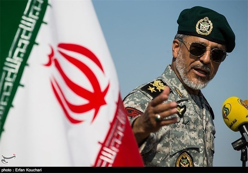 Iranian Navy Commander Highlights Capabilies of New Homegrown Missile