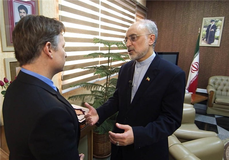 Iran's Salehi Talks of Leader's Conditions for Nuclear Talks