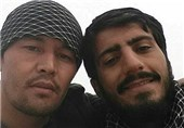 شهادت جانباز مدافع حرم و همرزم شهیدان صدرزاده و توسلی