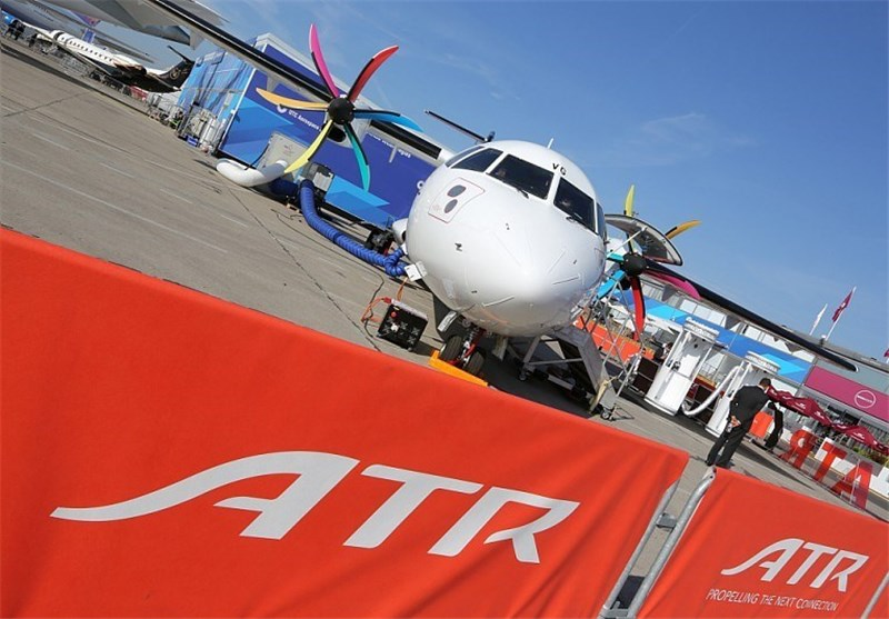 Iran to Receive Four Aircraft from ATR within 15 Days