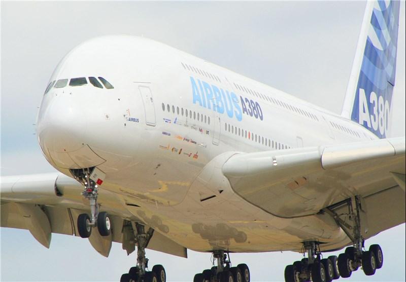 تنها فرودگاه امام خمینی ظرفیت فرود هواپیمای A380را دارد