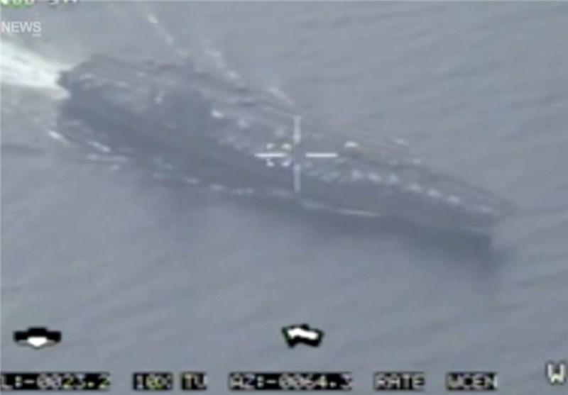 چین نے امریکی جہاز کو قبضے میں لے لیا، واشنگٹن کا دعویٰ