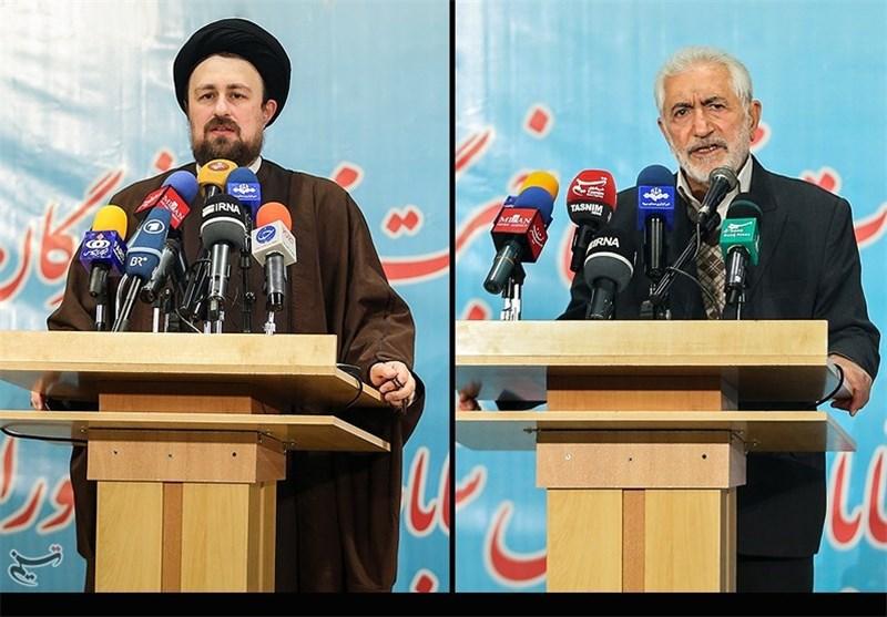 غرضی و سید حسن خمینی