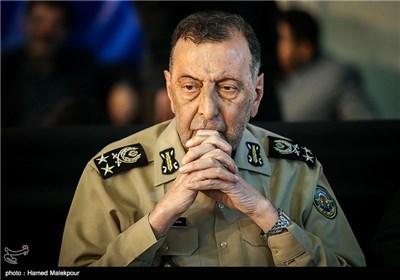مرحوم سرلشگر محمد سلیمی فرمانده سابق کل ارتش