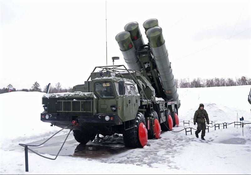 Russian Aerospace Force to Receive Six S-400 Antiaircraft Missile Systems