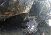 انفجار انتحاری در منطقه کفرسوسه شهر دمشق