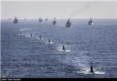 Fars Körfezi'nde Düzenlenen Geçit Törenine 400'den Fazla Deniz Aracı Katıldı