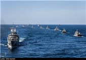 Last Phase of Iranian Navy's Massive War Game Begins in Southern Iran