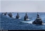 ناوگروه 38 نداجا در بندرعباس پهلو گرفت/ رهگیری 282 شناور نظامی و غیرنظامی در خلیج عدن