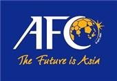 سایت AFC بیانیه مربوط به میزبانی تیمهای کشورمان را اصلاح کرد/ «بررسی مجدد شرایط ایران» حذف شد + عکس