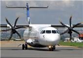 ورود 5 فروند ATR به کشور/گواهینامه ثبت و اجازه پرواز هواپیماهای جدید ایرانایر صادر شد