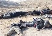 هلاکت 123 داعشی در مناطق مختلف