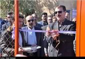 افتتاح پروژههای عمرانی مهران با حضور استاندار ایلام