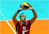 بهبودی: قدرت والیبال ایران را به رخ حریف کشیدیم