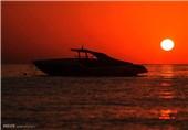 طلوع خورشید در جزیره کیش6