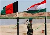 مرز افغانستان و تاجیکستان