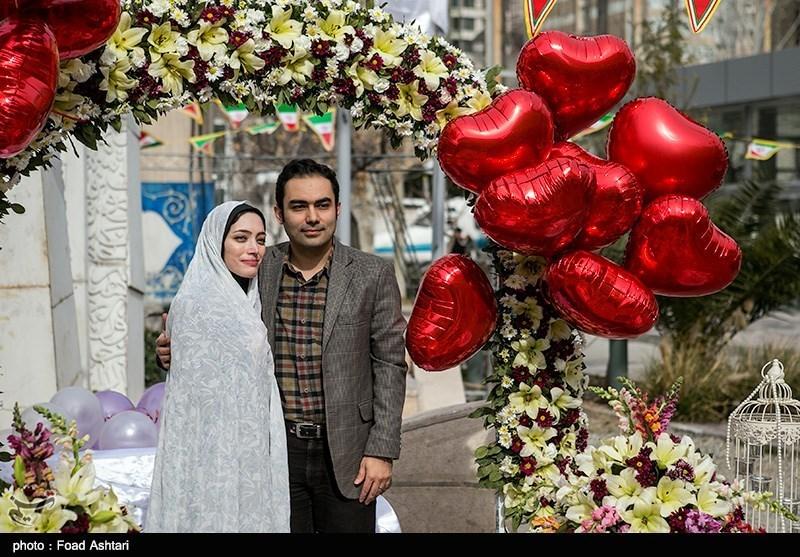 مراسم ازدواج دانشجویی در دانشگاه امیرکبیر