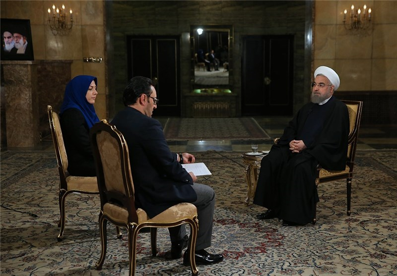 Iran Not Interested in Continued Tension with Neighbors: Rouhani