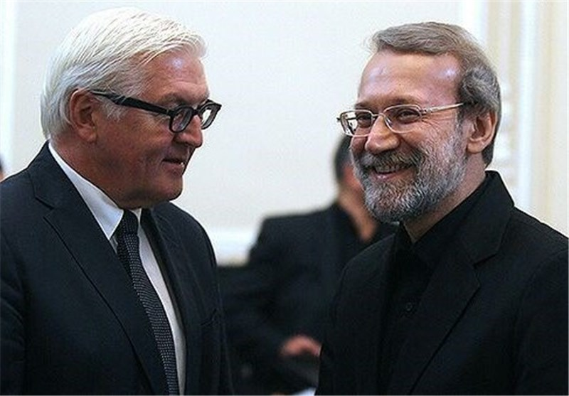 Iran's Larijani: Syria Talks Cannot Continue Unless Certain Sides Change Path