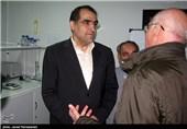 وزیر بهداشت بخش سوختگی بیمارستان امام علی (ع) و کلینیک ویژه بجنورد را افتتاح کرد