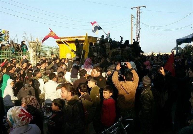 نبل و الزهراء موازنه را بهنفع ارتش سوریه تغییر داد/ اعتراف مخالفان: نظام تغییر نخواهد کرد