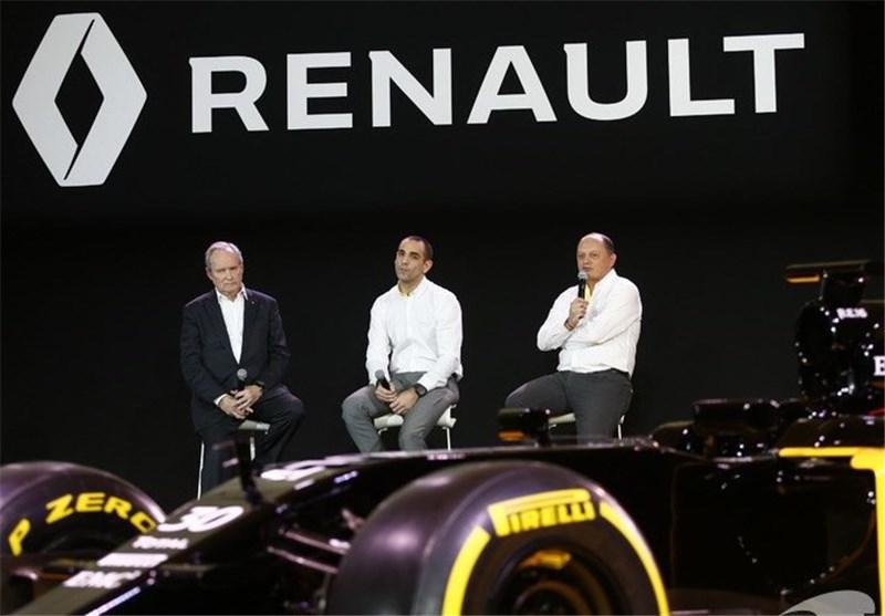 رنو از ماشین جدید خود رونمایی کرد + تصاویر