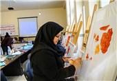 برگزاری دوره آموزشی هنر درمانی در آذربایجان غربی