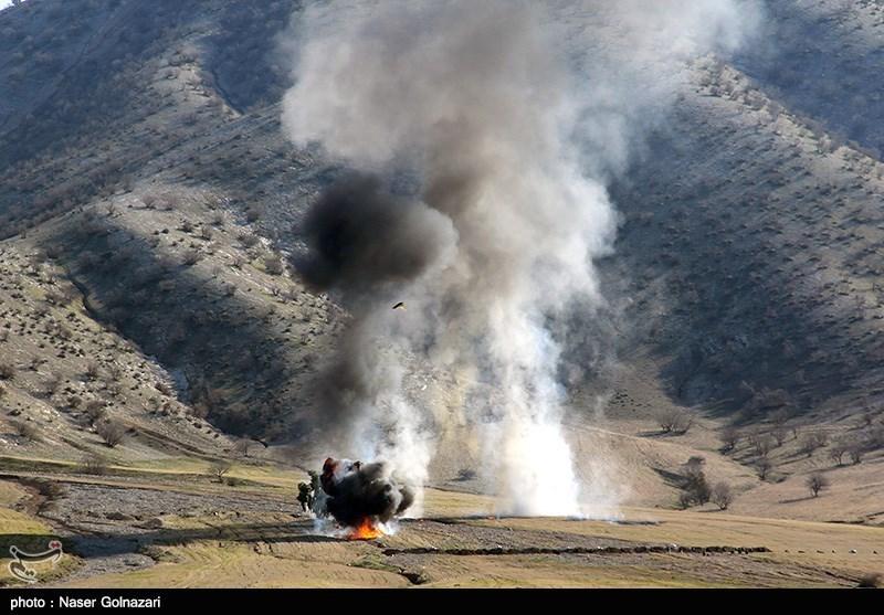 رزمایش بزرگ فجر انقلاب در استان گلستان آغاز شد