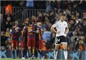 چریشف: شعارهای هواداران بارسلونا به اندازه نتیجه بازی آزارم نداد