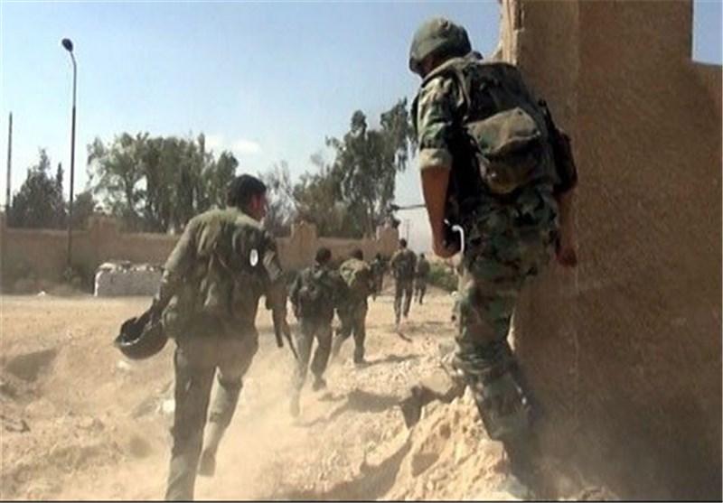 عملیات أمنیة دقیقة للجیش السوری بریف دمشق وعودة الکهرباء للمحافظات السوریة