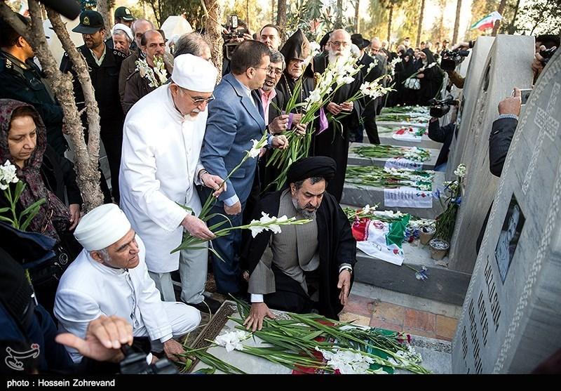 یادواره شهید زرتشتی انقلاب در یزد برگزار شد