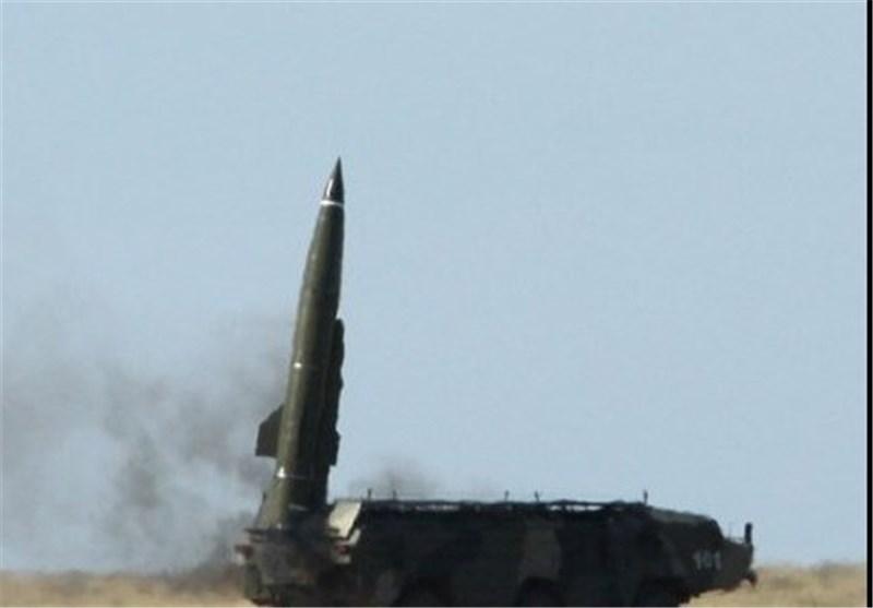 صاروخ توشکا