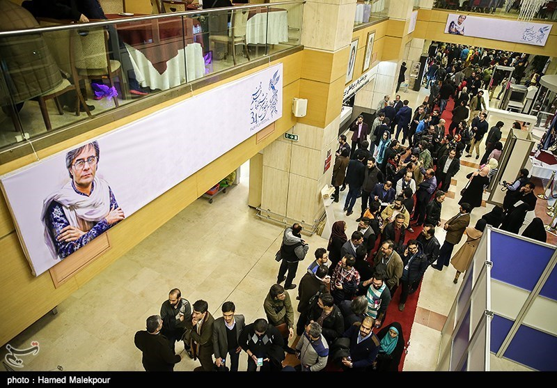 چهارمین روز جشنواره فیلم فجر - برج میلاد